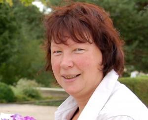 Erika Brunken, Leiterin der Niedersächsischen Gartenakademie in Bad Zwischenahn