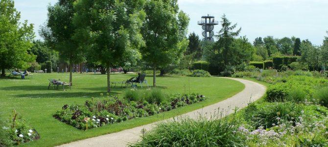 Zu Besuch im Park der Gärten in Bad Zwischenahn