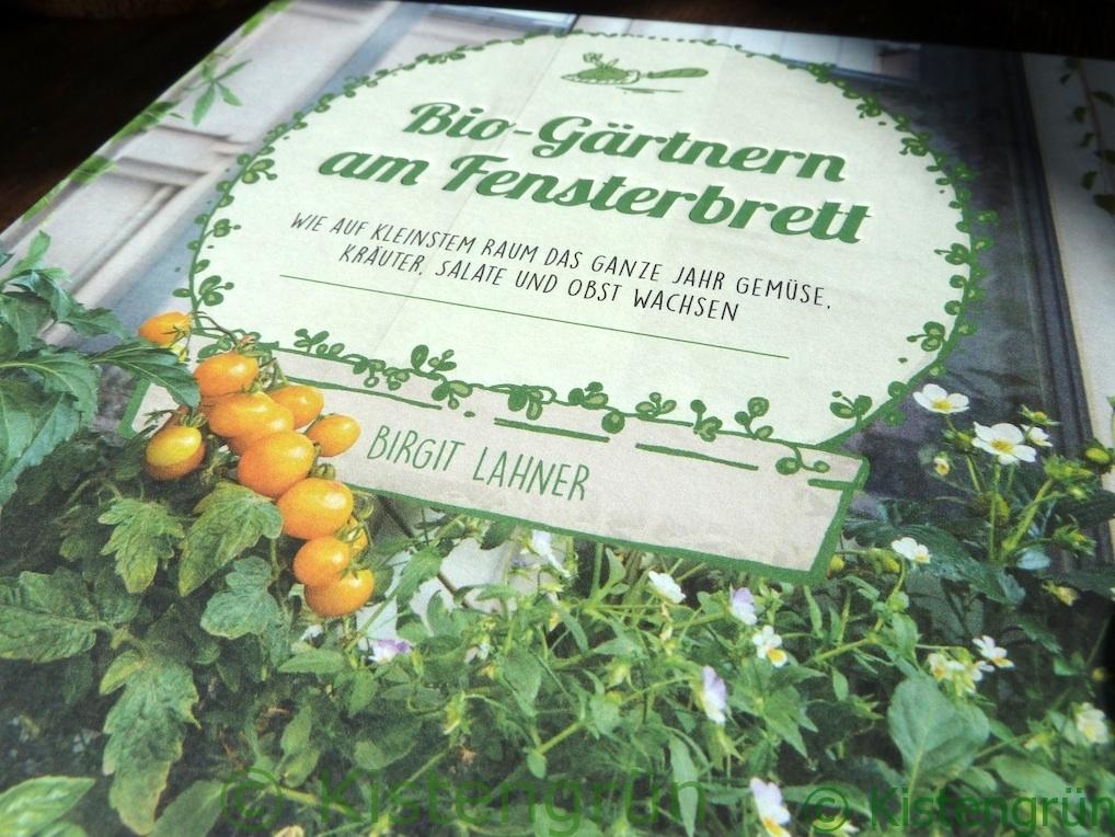 Cover des Buches Bio-Gärtnern am Fensterbrett