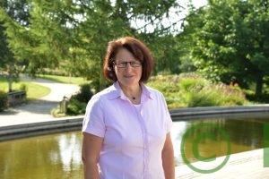 Mechtild Ahlers arbeitet als Fachberaterin bei der Niedersächsischen Gartenakdemie.