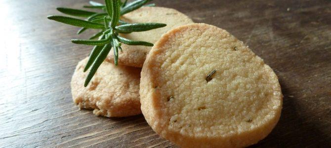 Rosmarin-Kekse selber backen