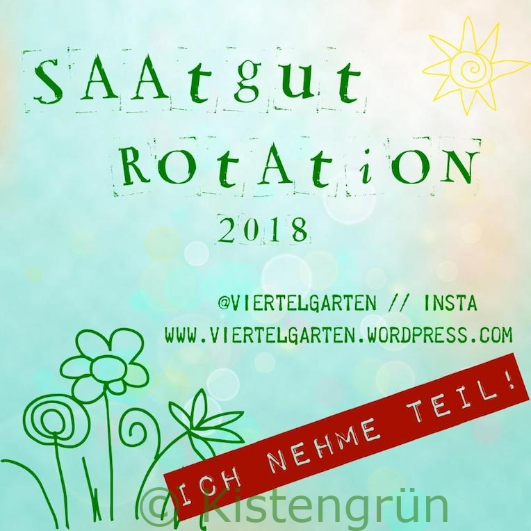 Saatgut-Rotation 2018