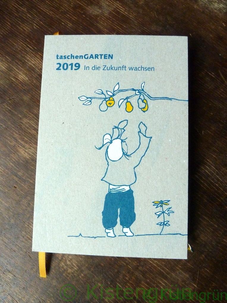 TaschenGarten 2019 der GartenWerkStadt Marburg