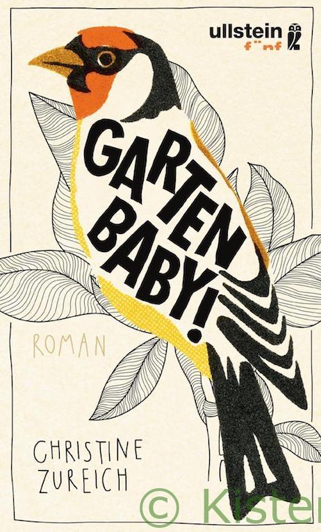 """""""Garten, Baby!"""" ist der Debüt-Roman von Christine Zureich."""