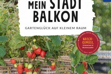 Gartenbuch Mein Stadtbalkon von Melanie Öhlenbach
