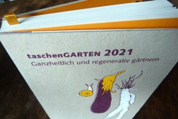 TaschenGarten 2021 Coveransicht